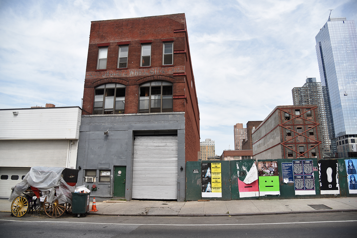 Just Behind The West Side Stables, The Byrnes Stable On West 37th Street Is  Also Facing Encroaching Development. U201cWeu0027re Having A Lot Of Problems  Staying In ...