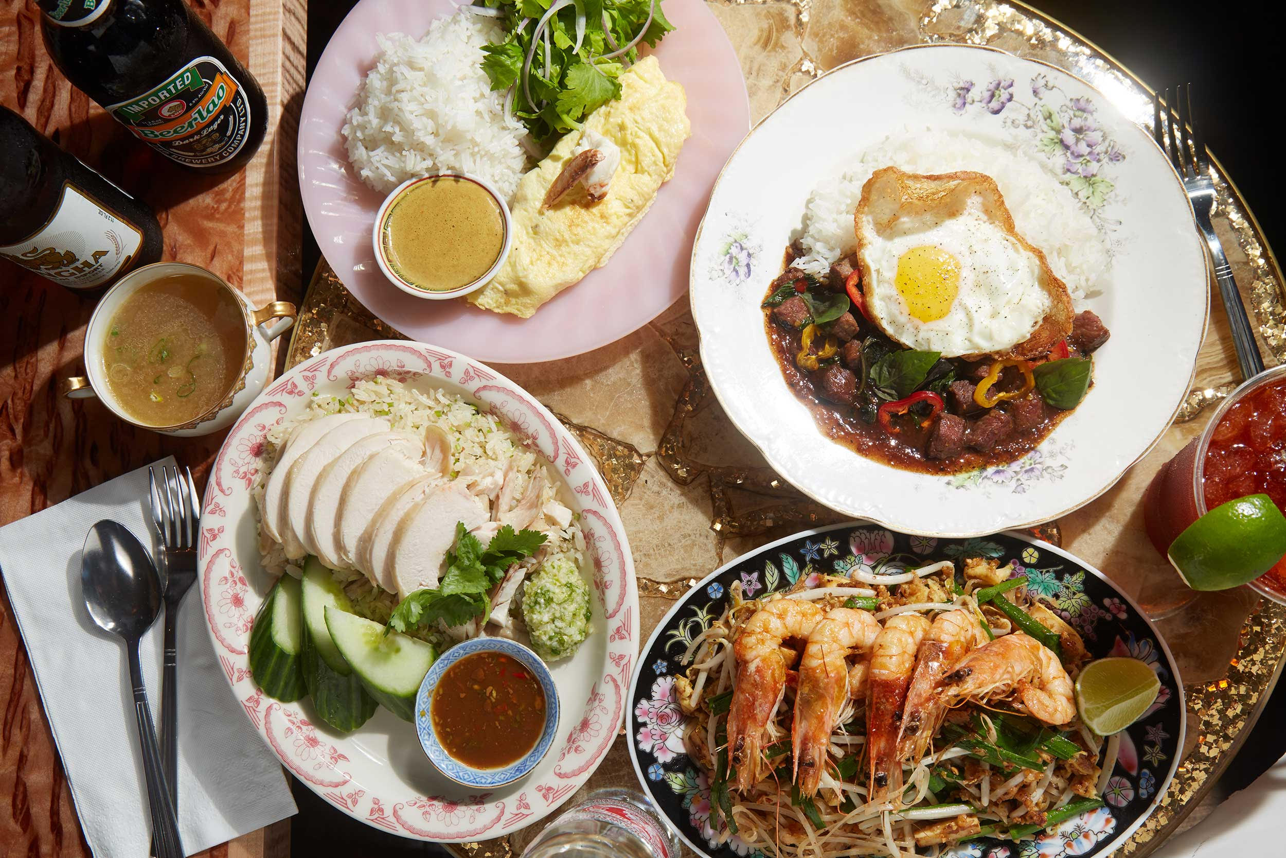 Eat Uncle Boons Thai Takeout On The Couch Tomorrow Eater Ny