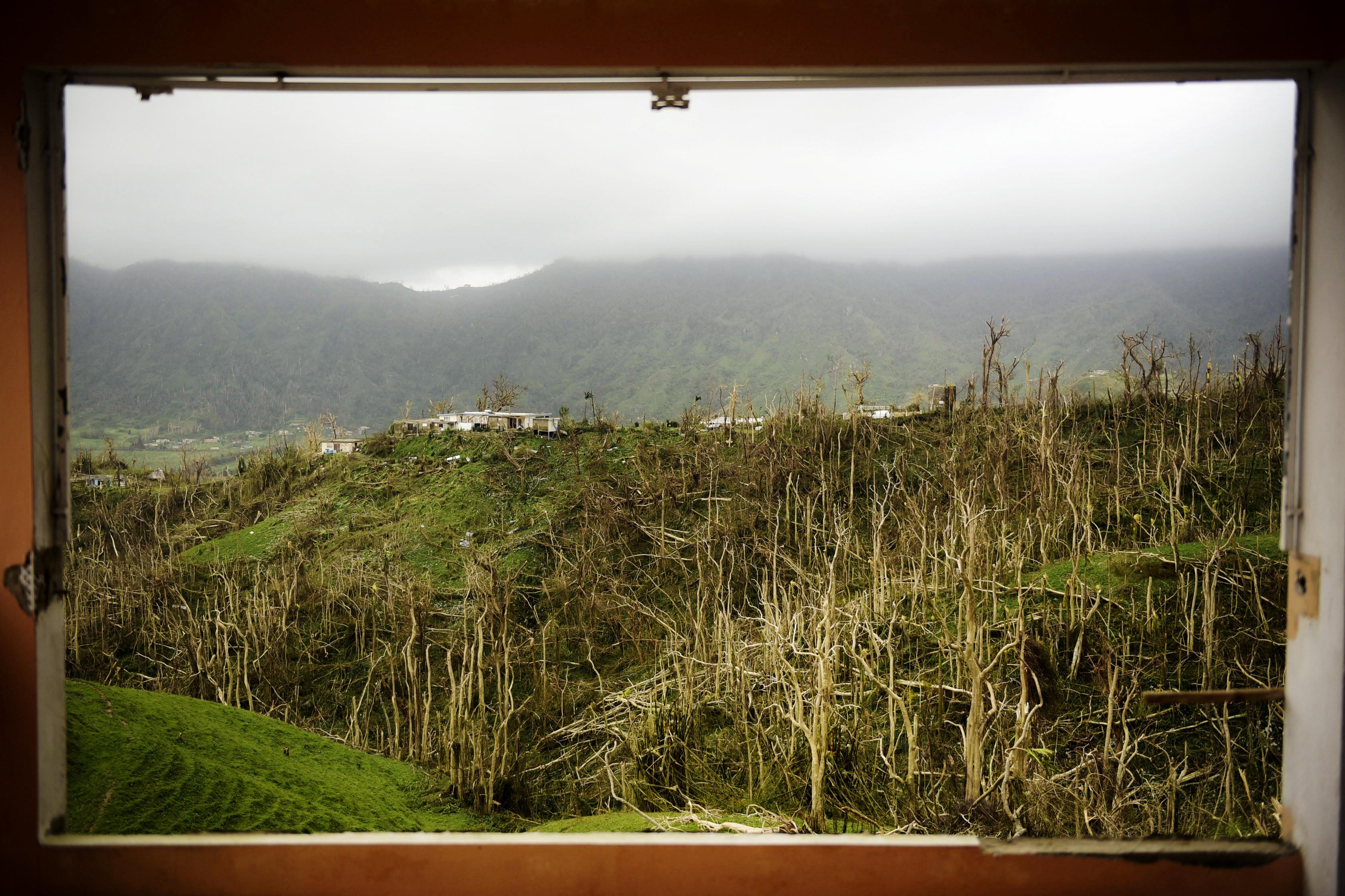 photos what puerto rico u0027s unfolding humanitarian disaster looks