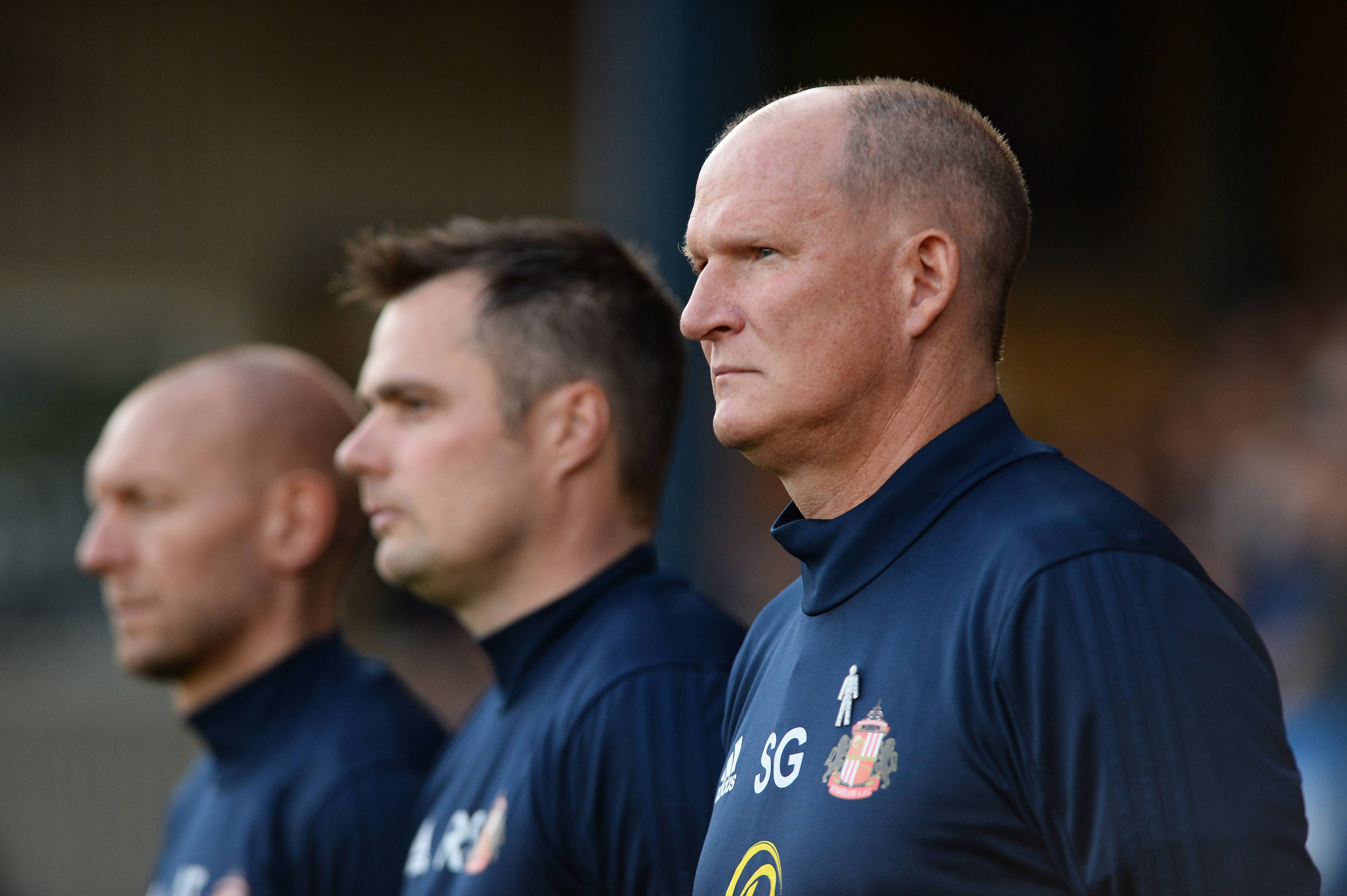 Simon Grayson: 'Confidence not an excuse for Sunderland players'
