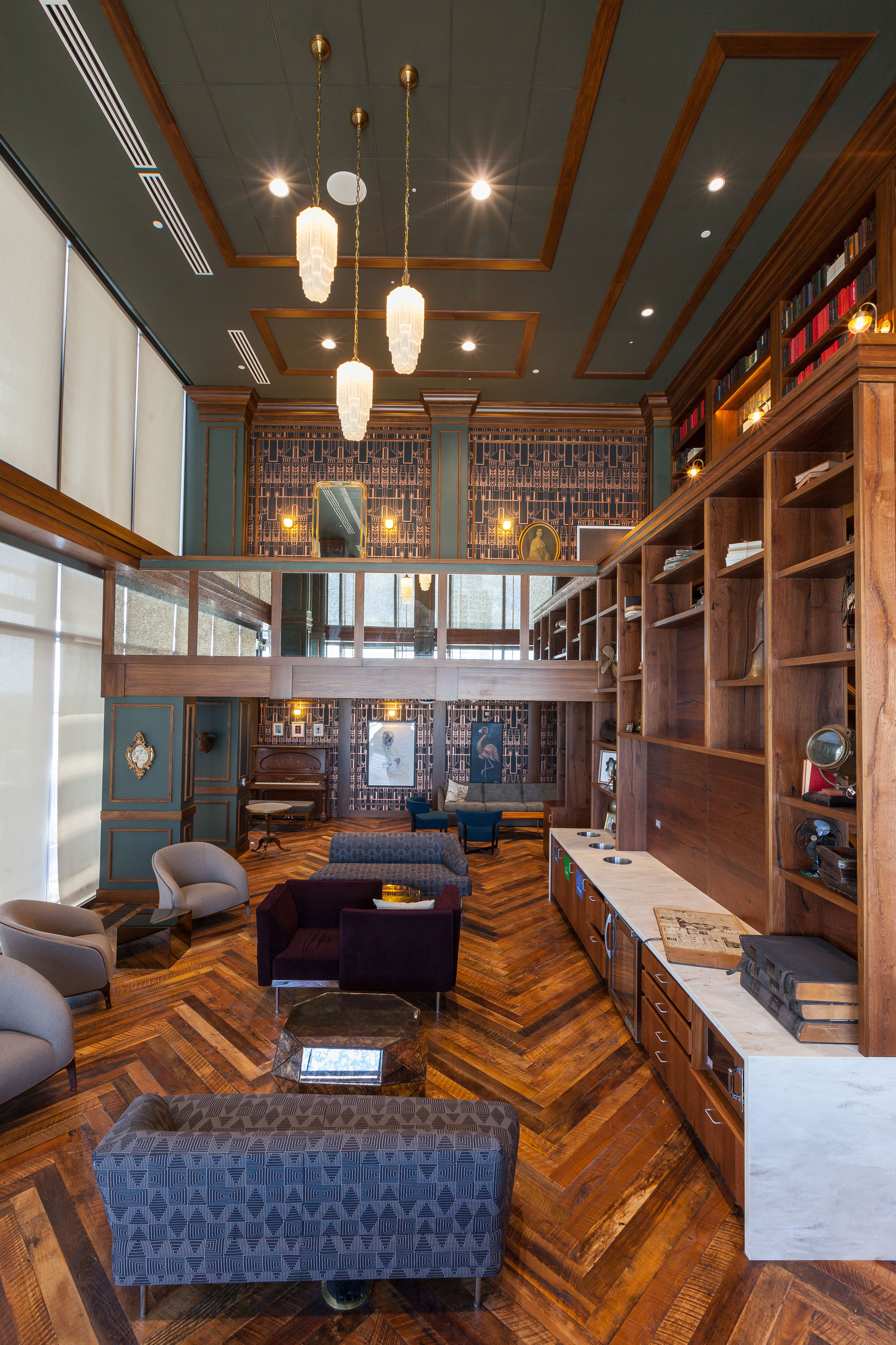 Google s new austin office design in photos curbed austin - Interior design jobs in austin tx ...