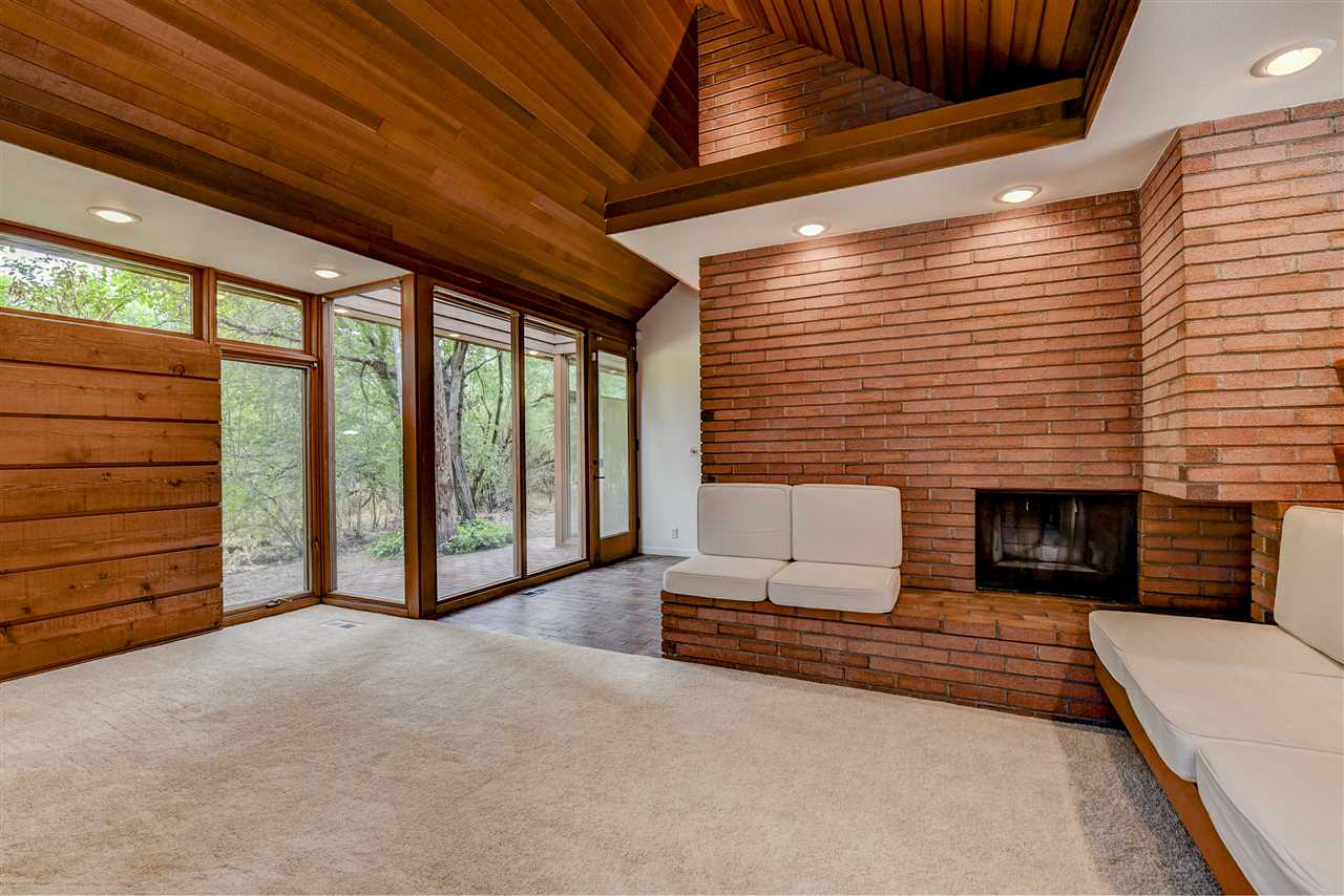 A Wee Frank Lloyd Wright Inspired Home Can Be Yours For