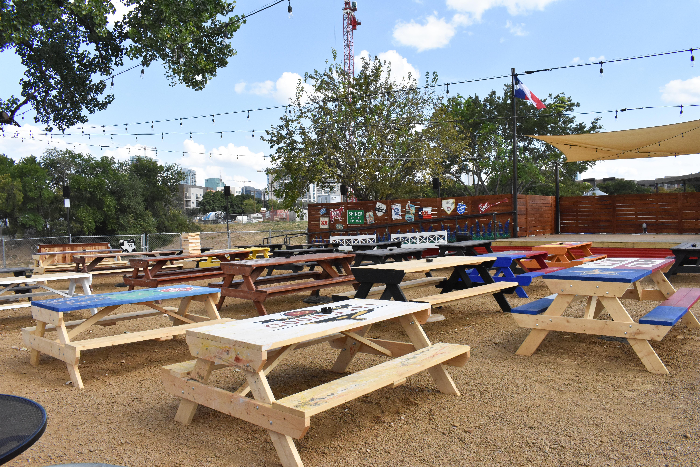 take a walk around ferris wheelers dallas u0027 new playground for