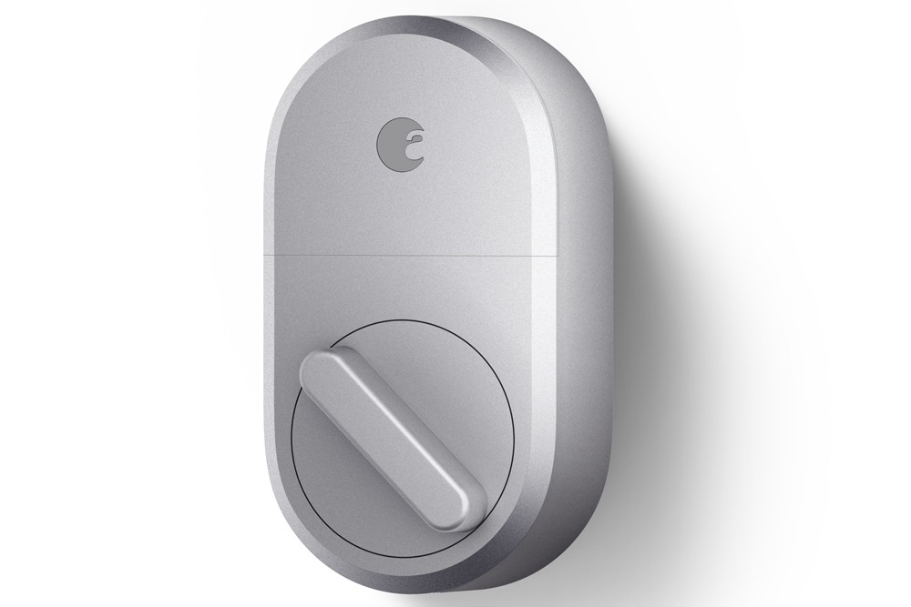 August S Third Generation Smart Lock Is Uncomplicated And
