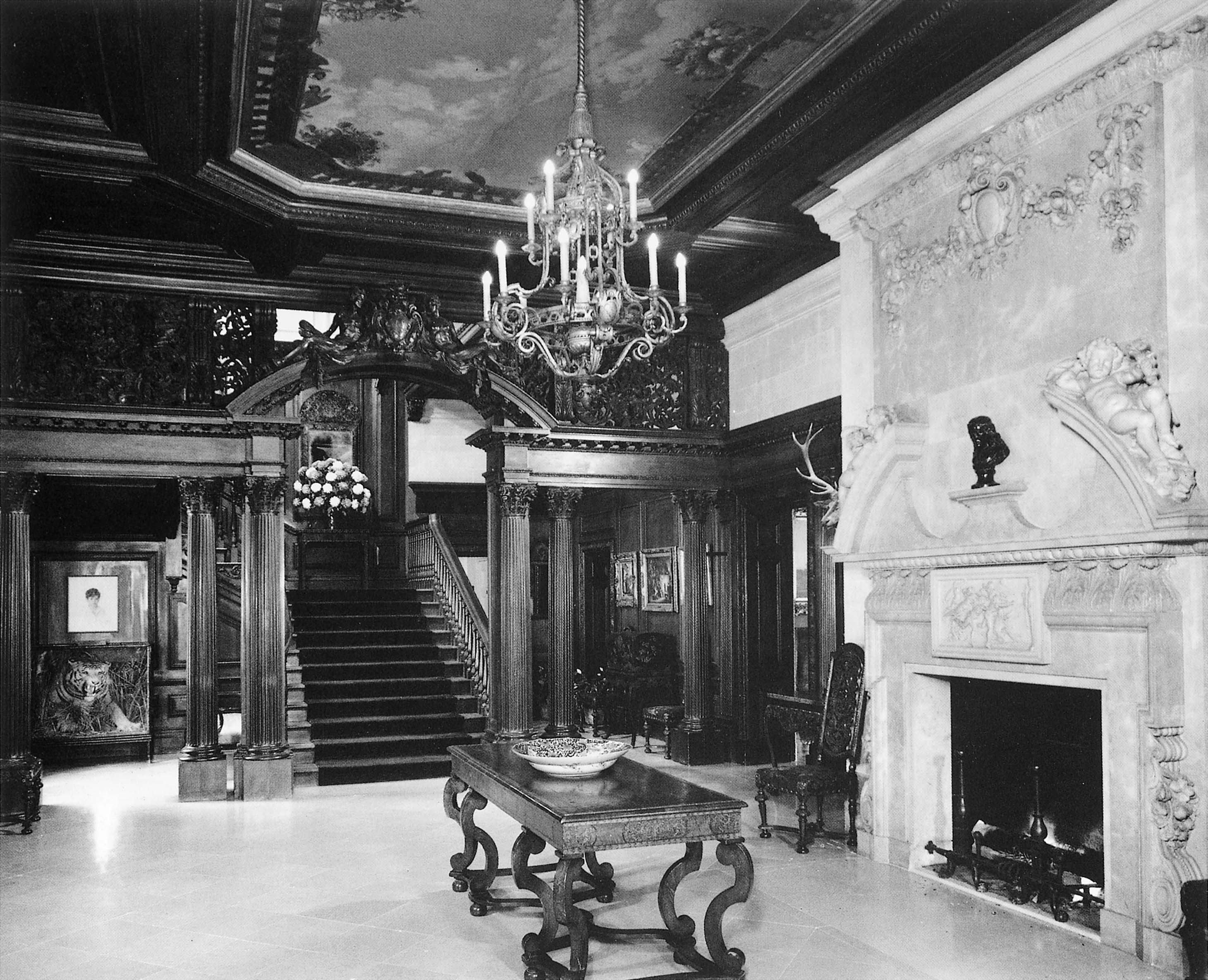 Why did Gilded Age mansions lose their luster?