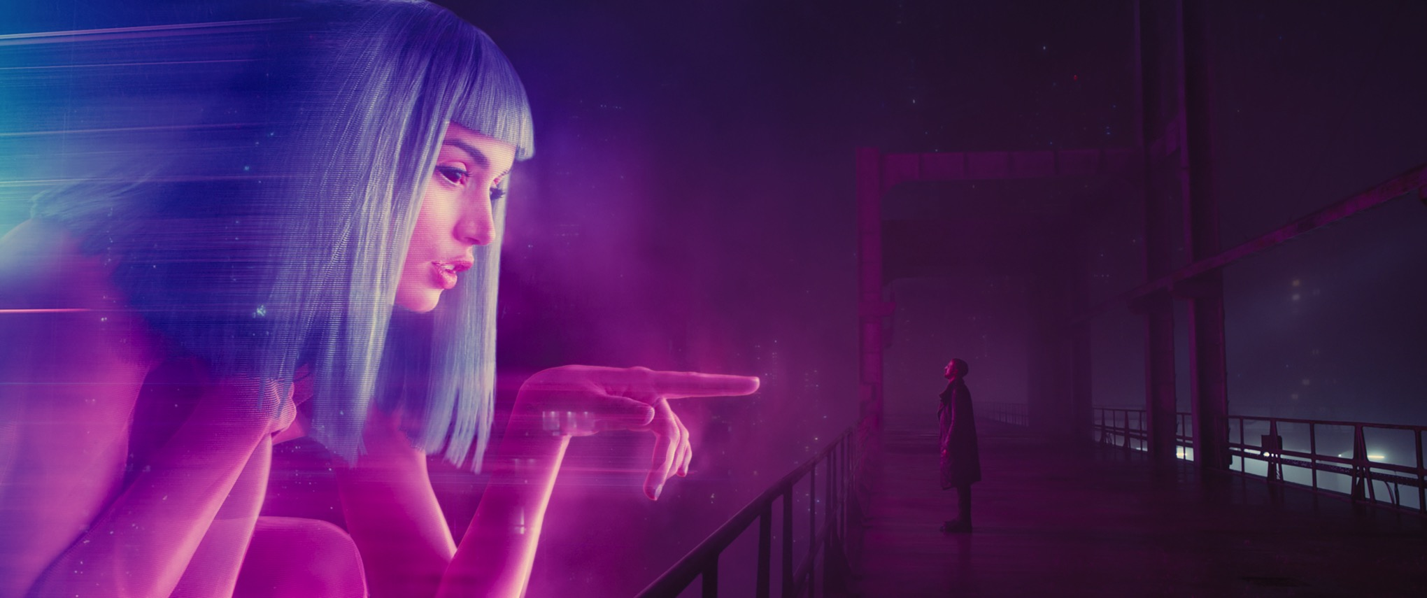 Blade Runner Review Spoilerfree Edition The Verge - The miniature set used for blade runner 2049 will change the way you see movies