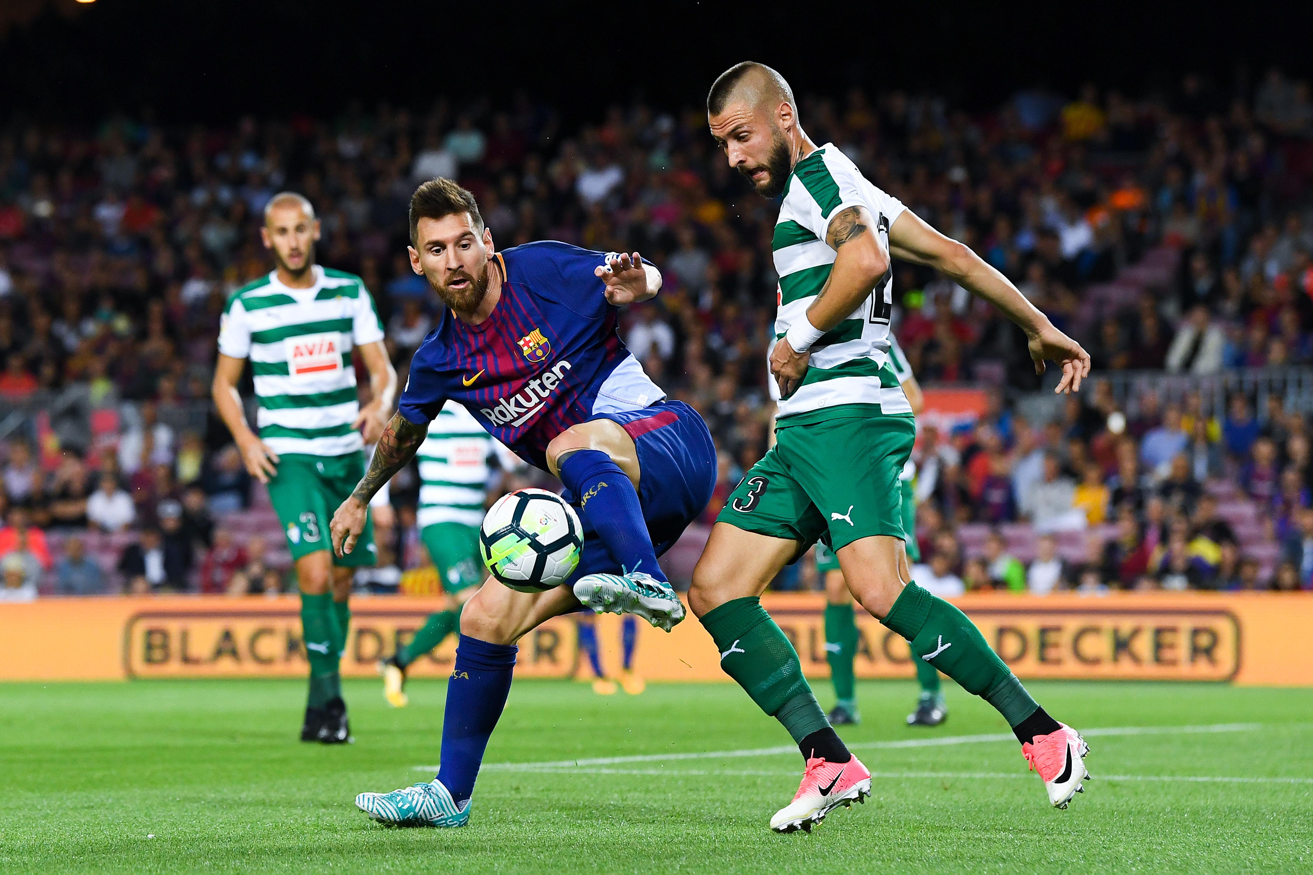 Barcelona v Eibar - La Liga