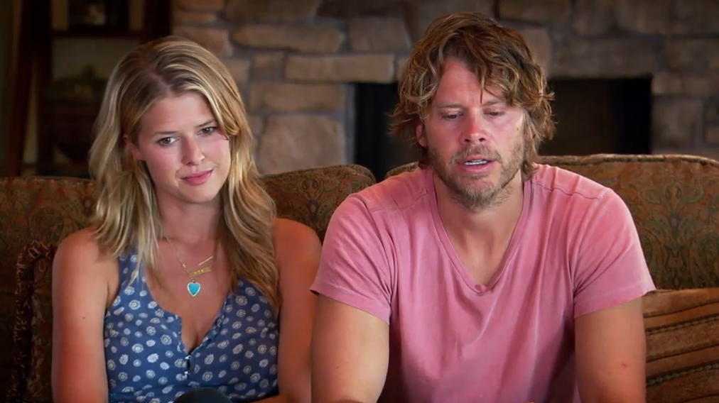 The Time That Sarah Wright From American Made Was On