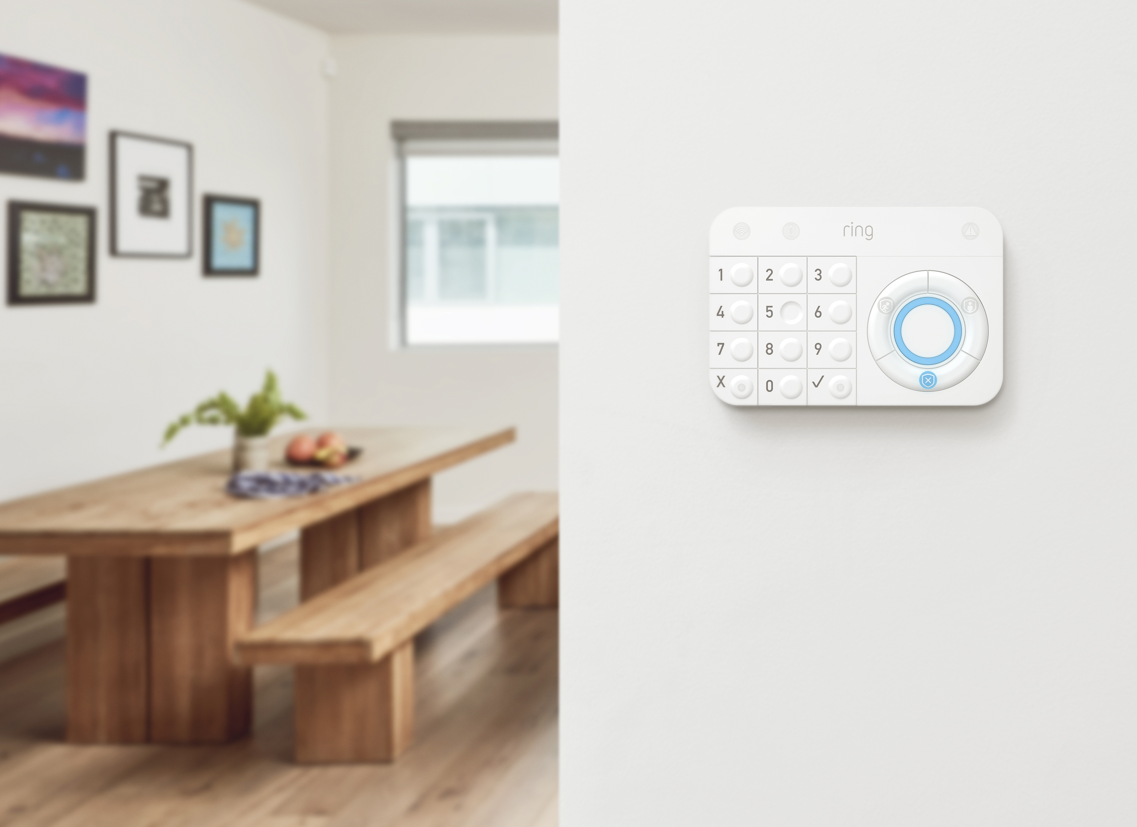 Ring's first DIY home security system costs only $199