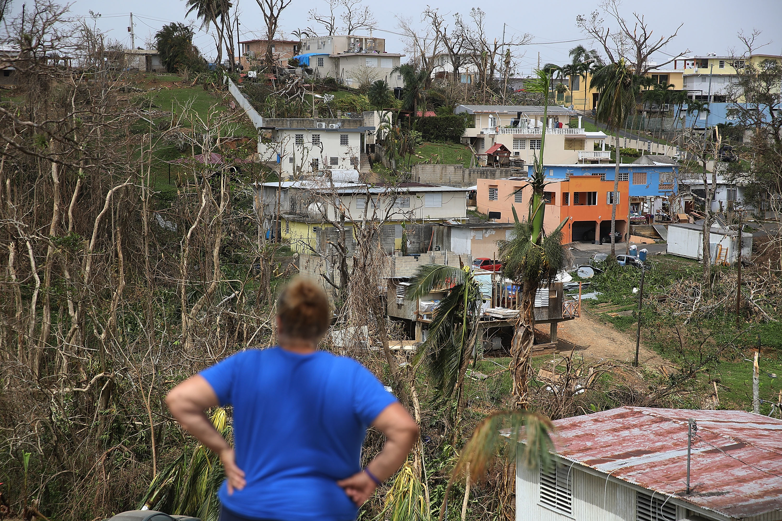 """""""I've never seen such resilient people"""": doctors and nurses on the ground in Puerto Rico"""