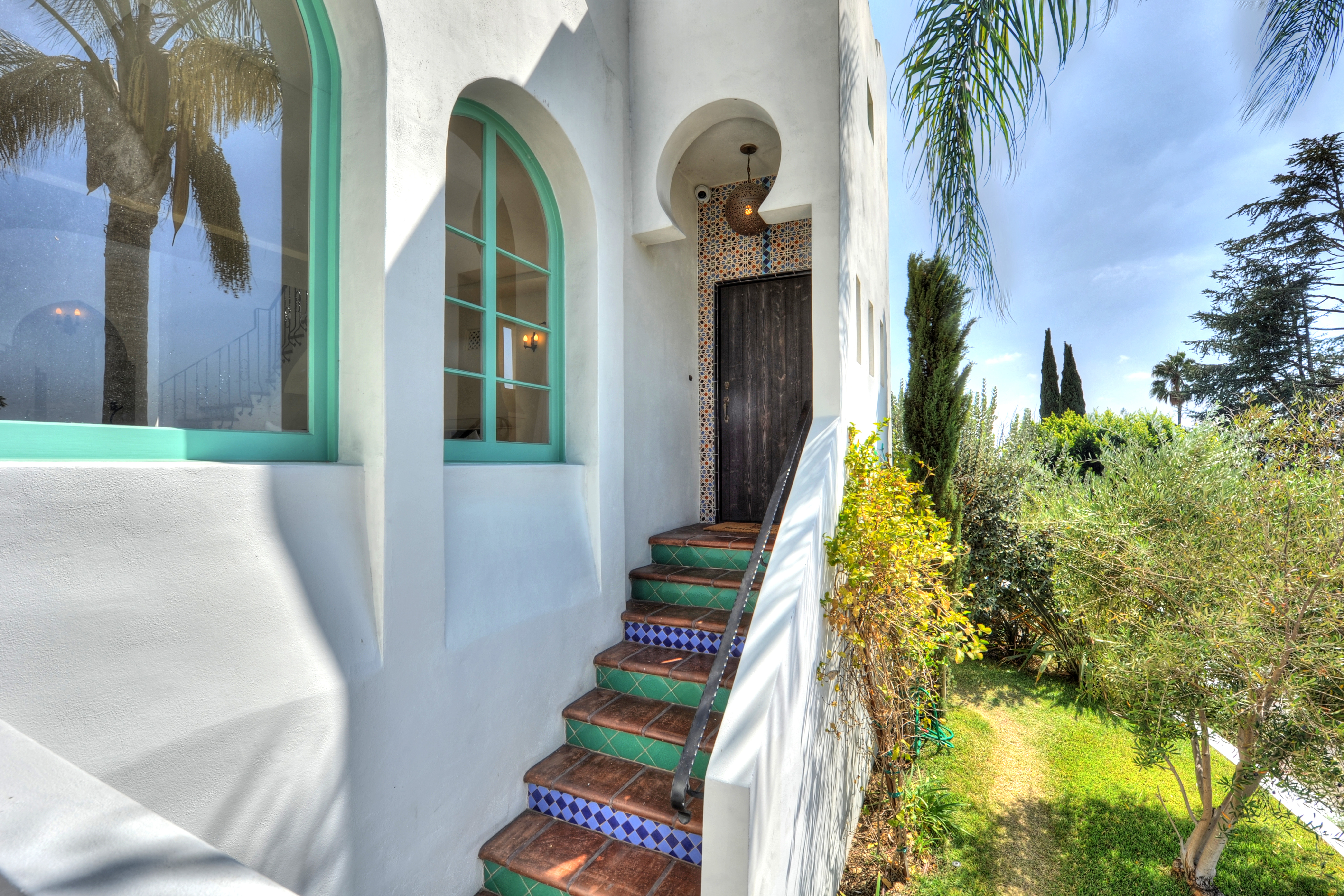spanish moorish style house in silver lake available to rent