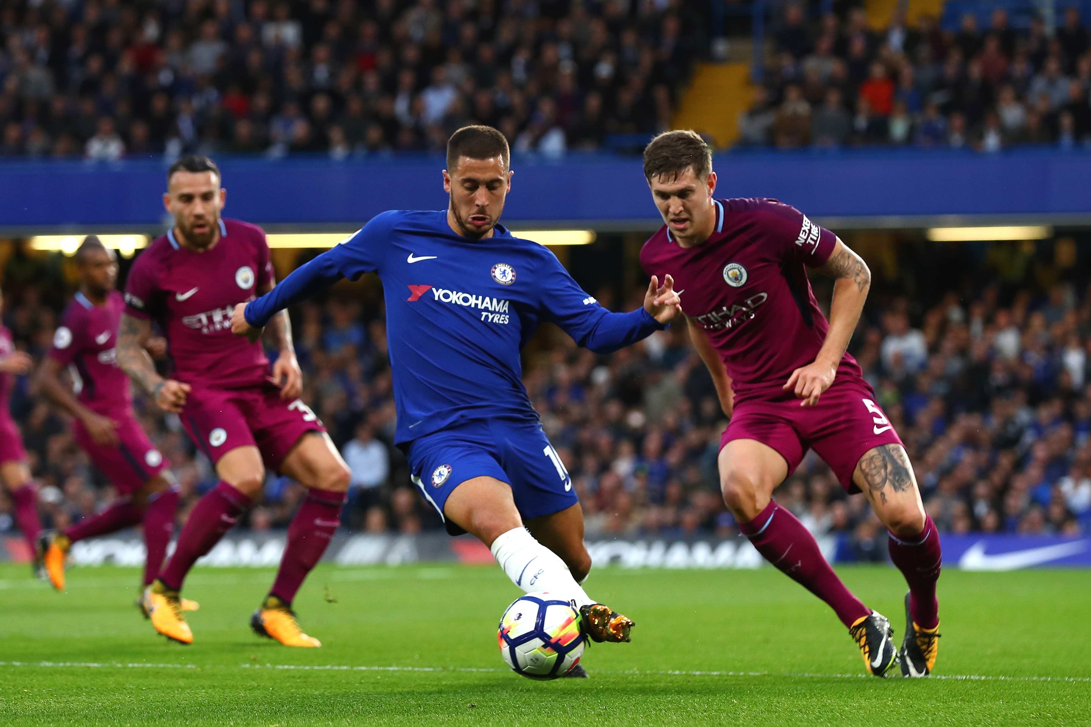 Chelsea Vs Man City: Chelsea Dismantled By Manchester City In Disheartening