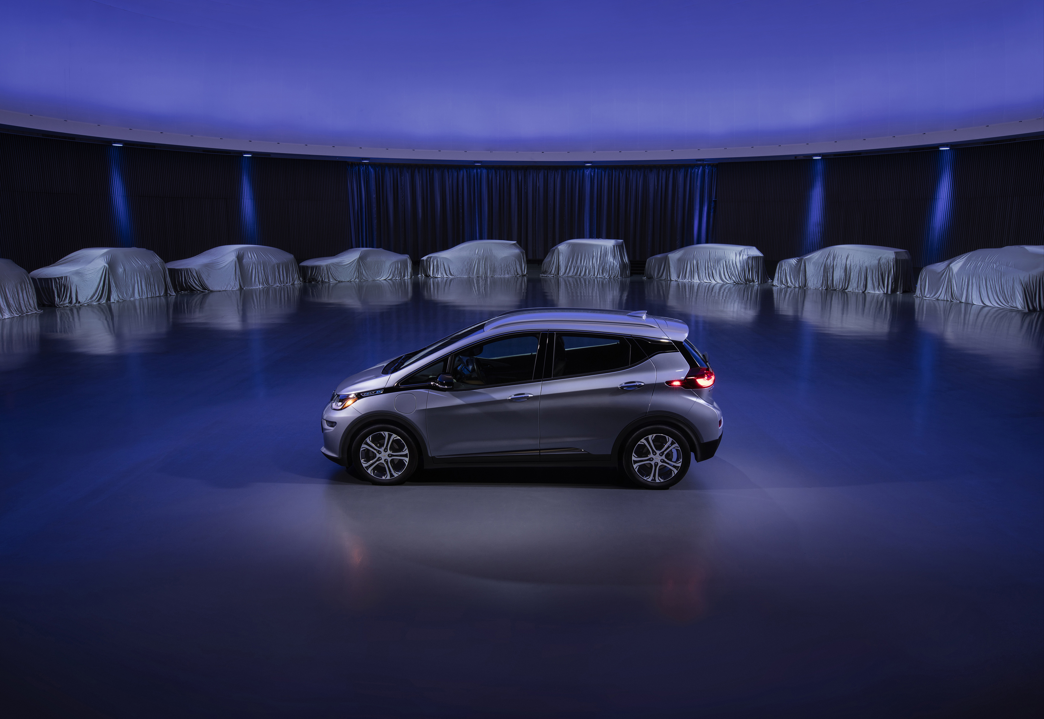 GM Planning At Least 20 Electric Vehicles By 2023