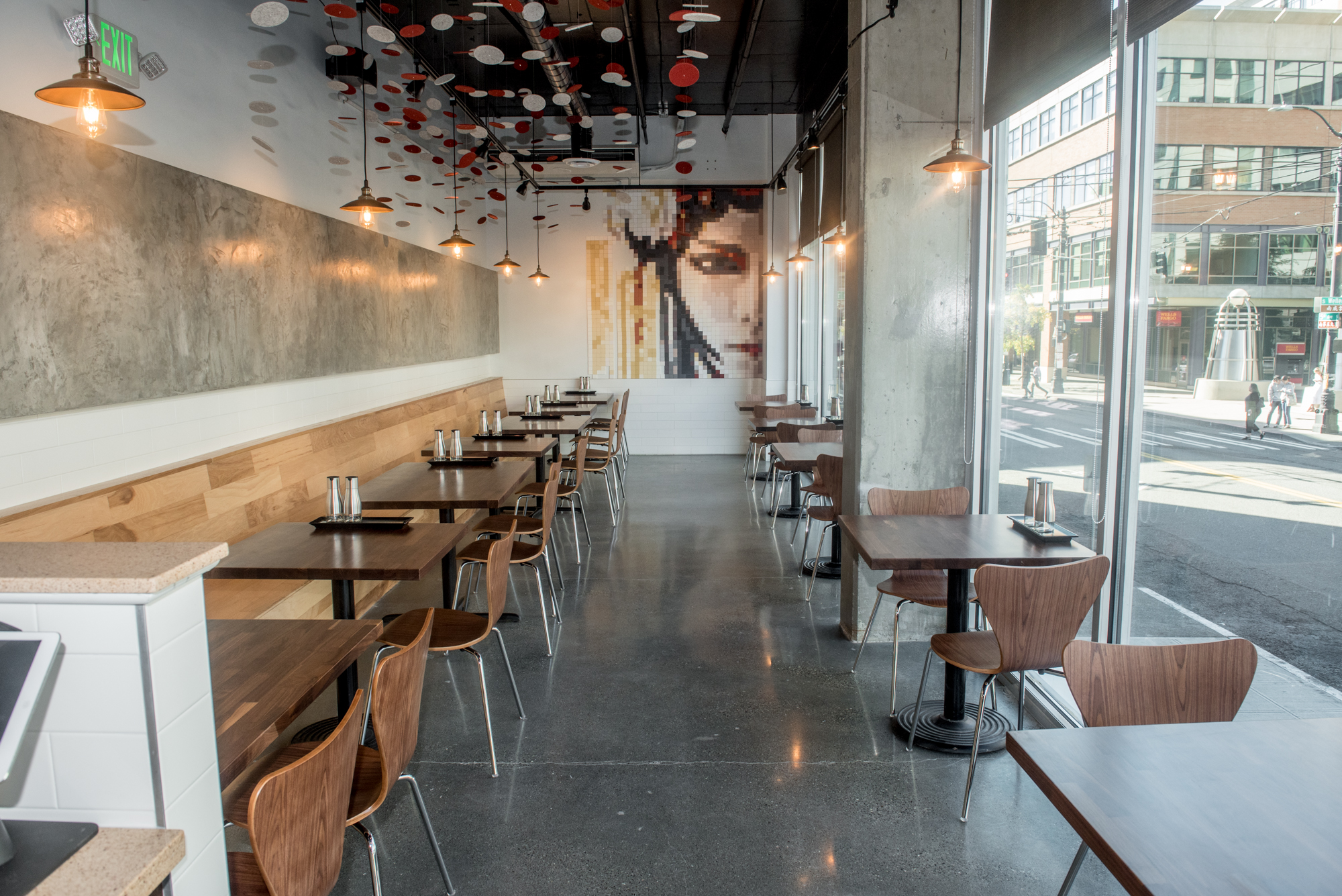 Eater Awards 2017 Restaurant Expansion of the Year winner, Dough Zone  Dumpling House in the International District.