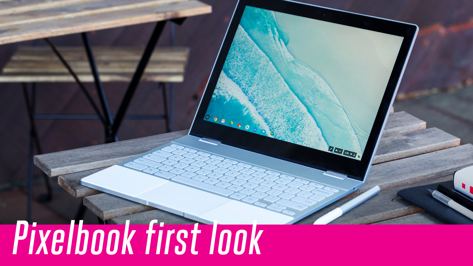 Pixelbook first look