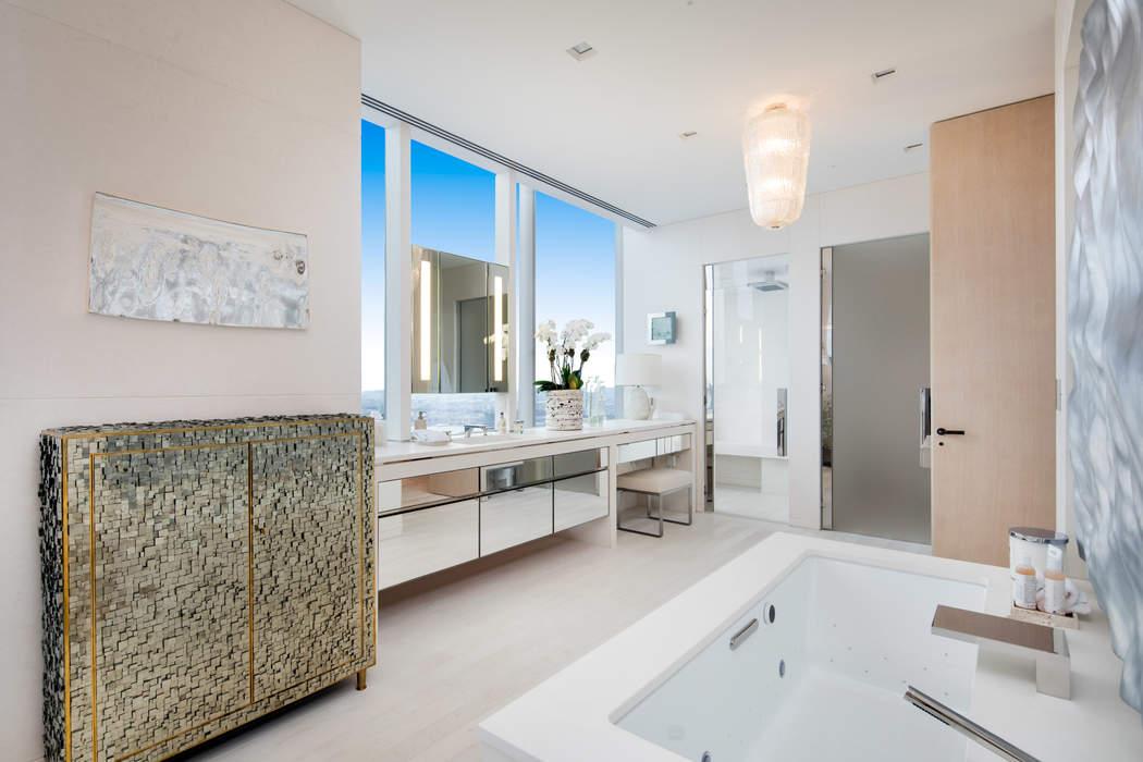 One57 condo of ferrari collecting canadian billionaire for 57th street salon