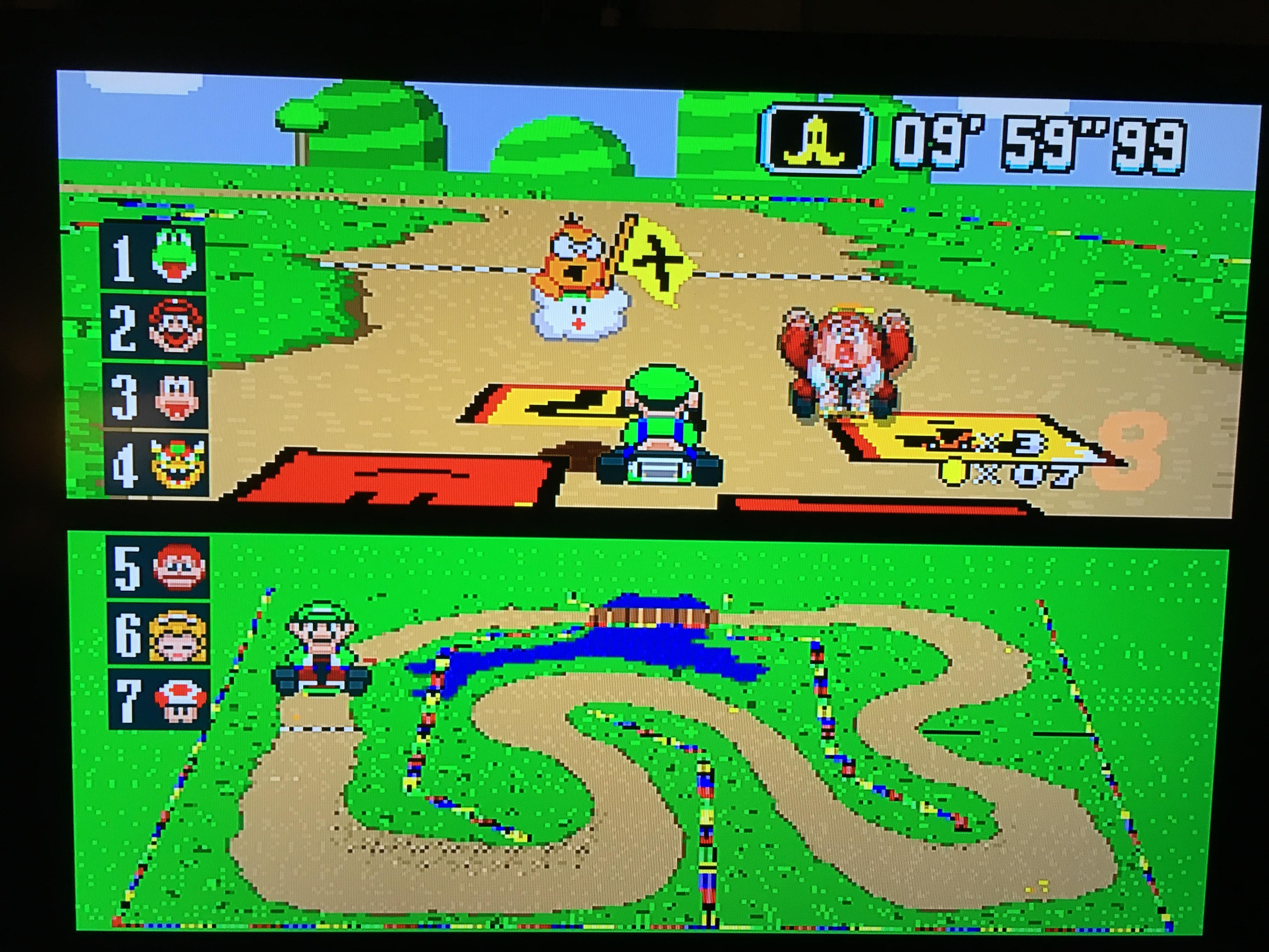 Still from 'Mario Kart'