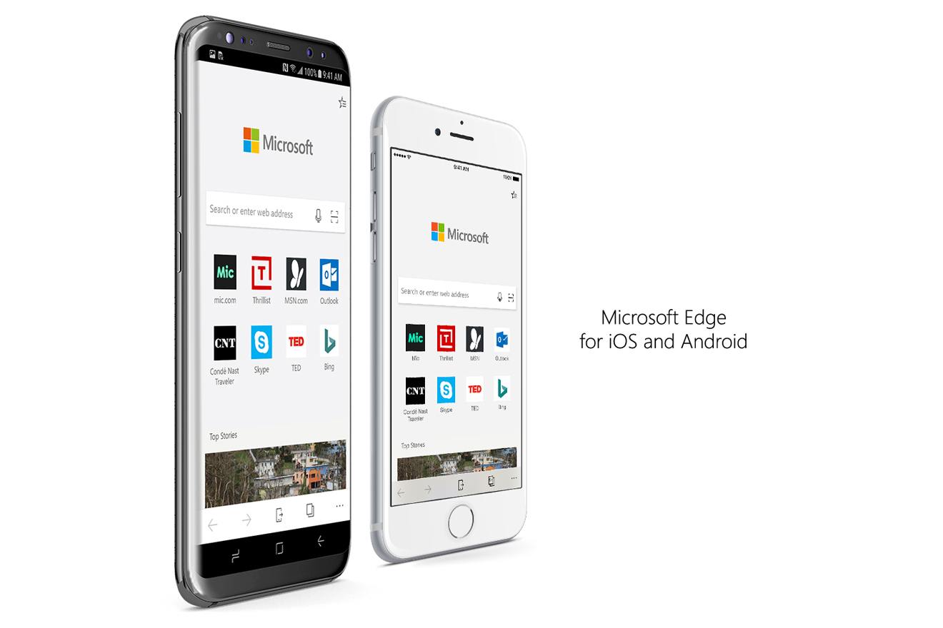 Microsoft Edge browser now available for all Android and ...