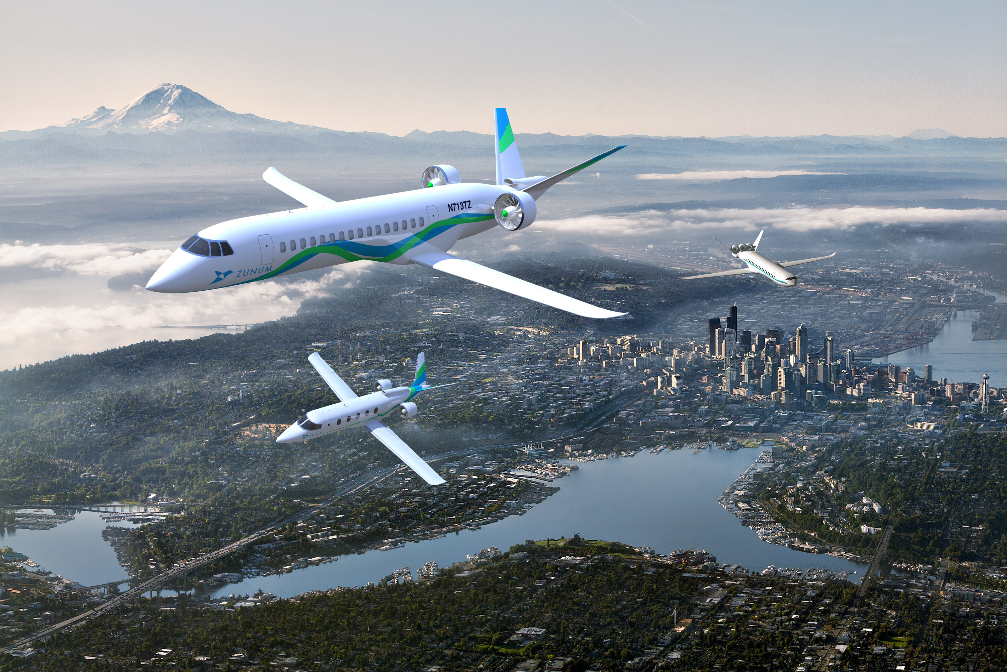 These hybrid electric jets could change how we live and work by