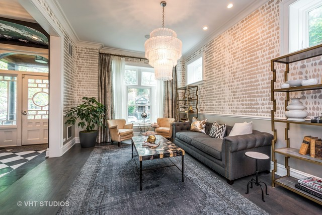 The Historic Home Has Returned This Week Following A 2015 Interior Refresh  Overseen By SuzAnn Kletzien Design. Its Owners Are Currently Seeking $2.95  ...