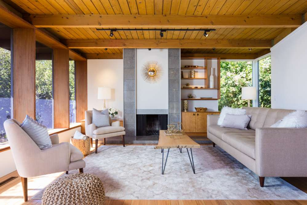 Berkeley midcentury designed by henry hill asks 975k for Jim beam signature craft for sale