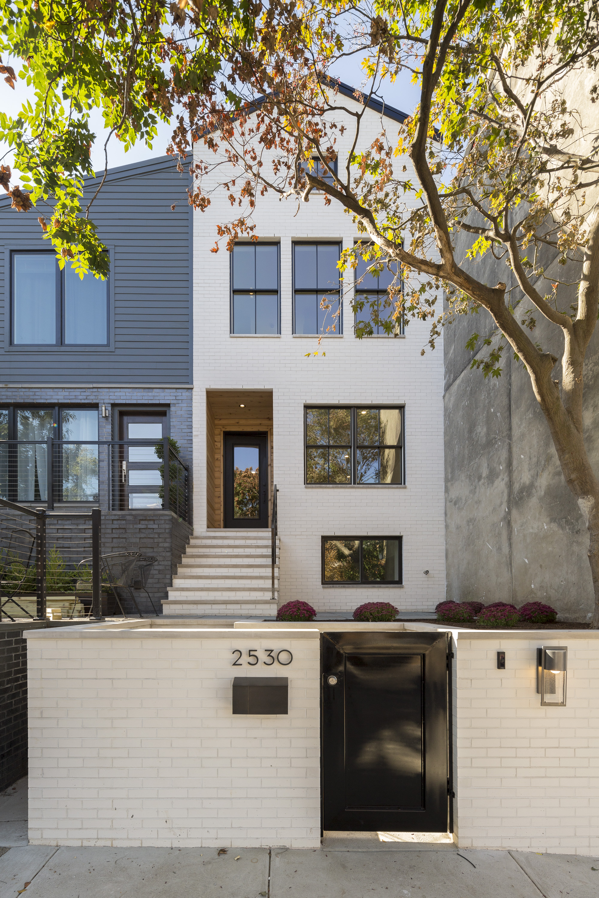 renovated fitler square home hits the market for 1 2m curbed philly