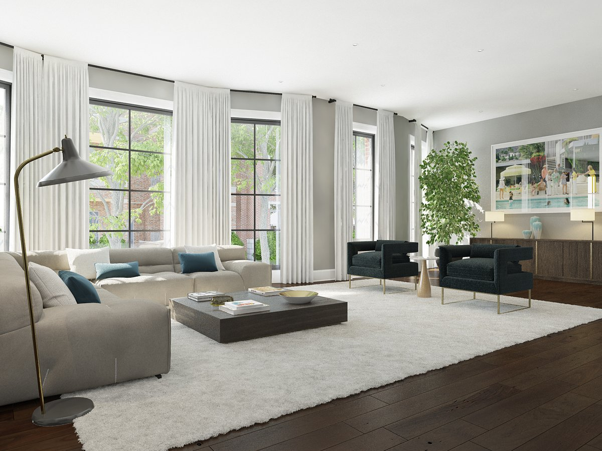 eight unit condo development headed to east lincoln park. Black Bedroom Furniture Sets. Home Design Ideas