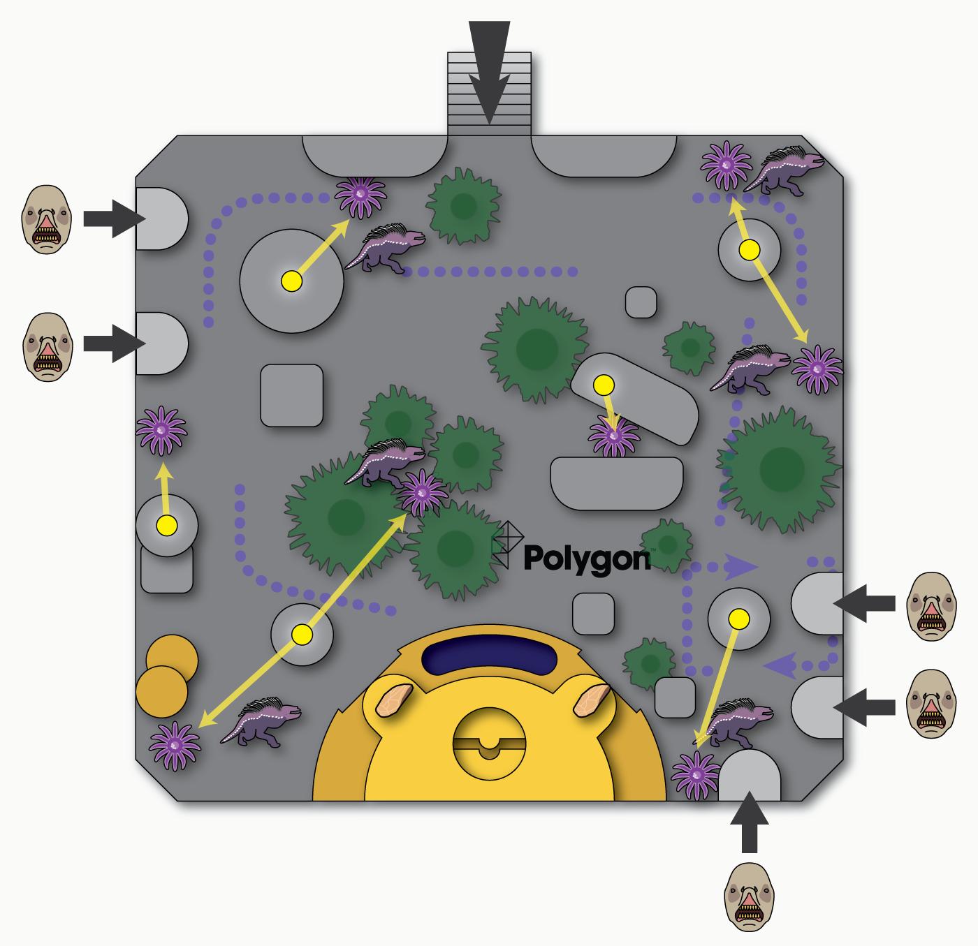 destiny 2 leviathan raid guide pleasure gardens polygon