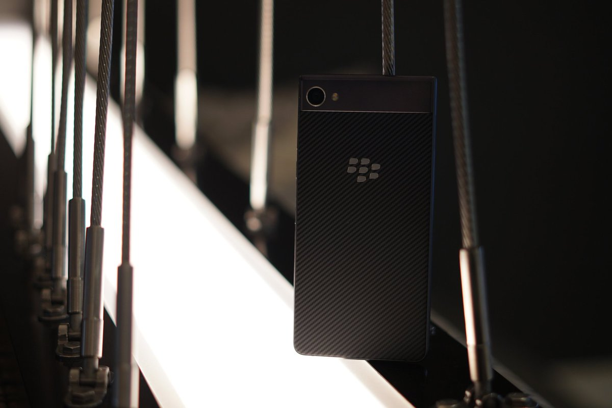 The BlackBerry KEYone is getting a bronze makeover