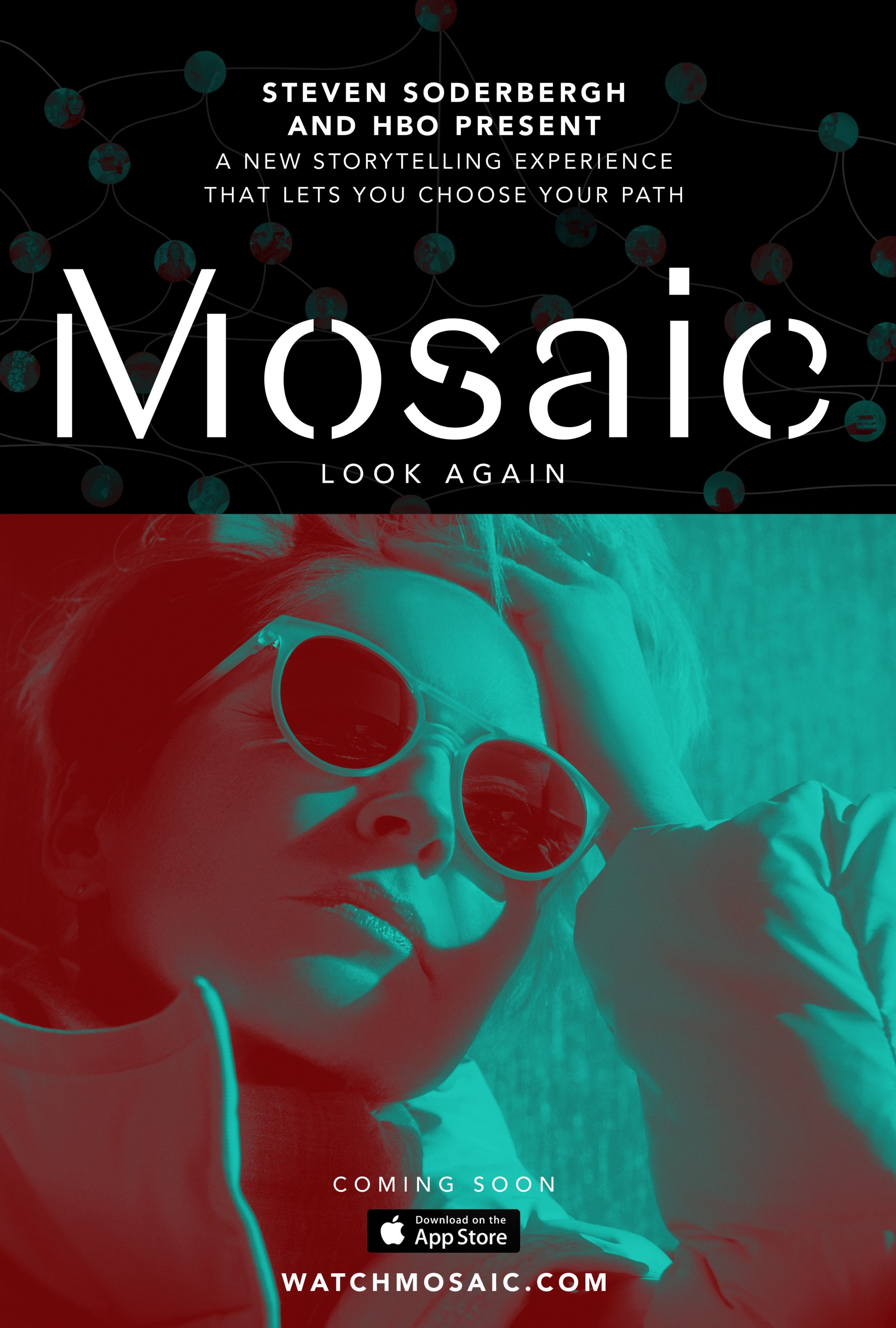 Image result for mosaic tv series