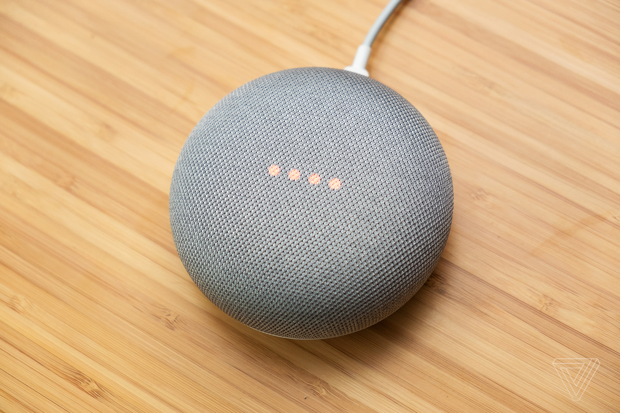 Google Home Mini review The Verge