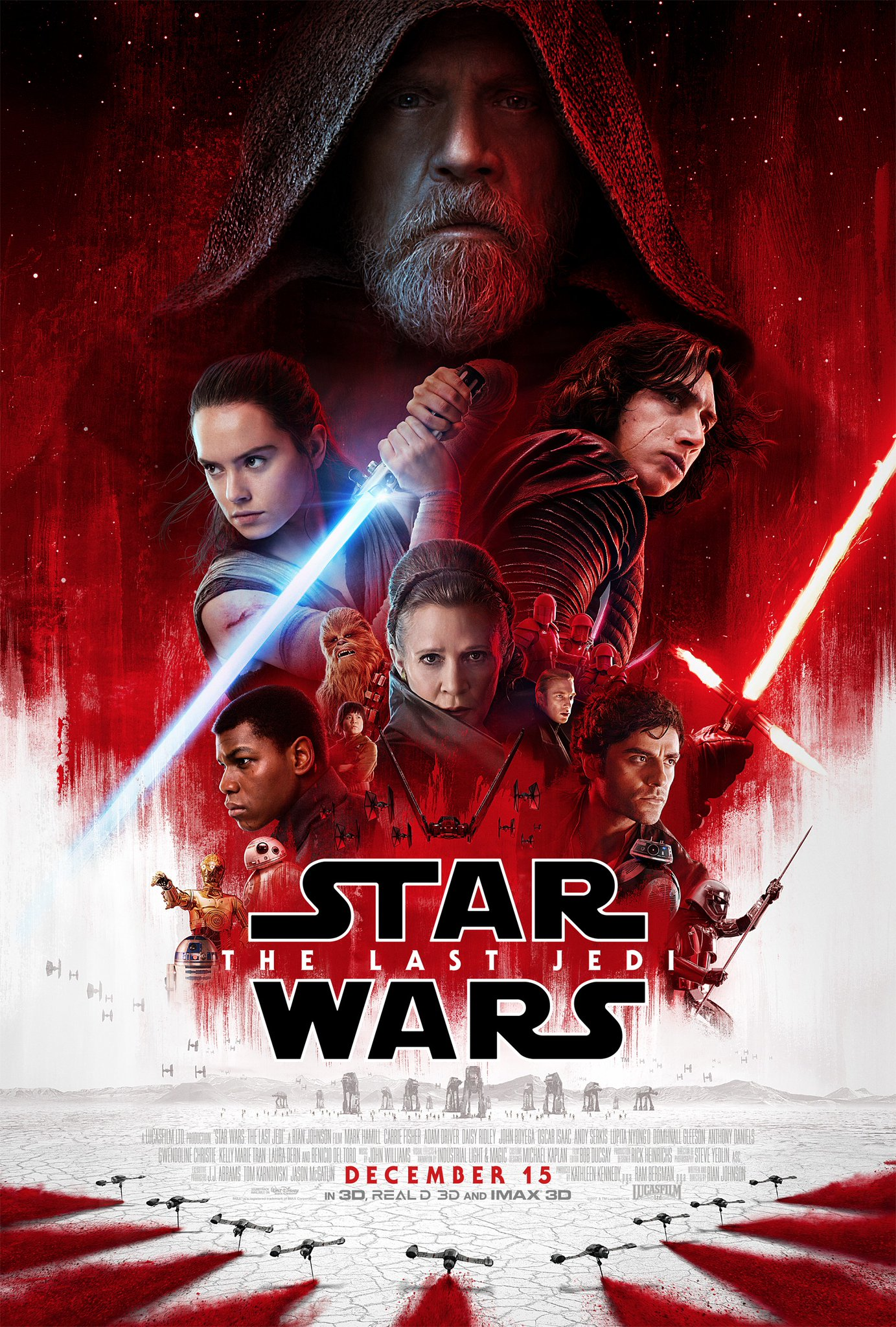Image result for Last jedi new poster