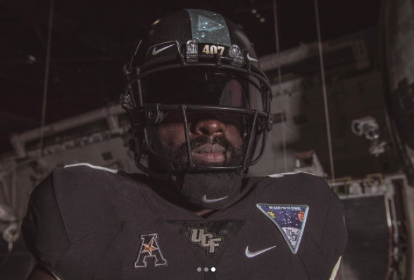 East Carolina vs. UCF: Knights to wear space-themed ...