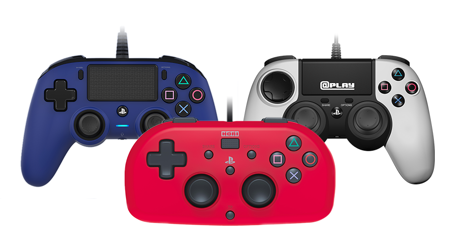 Hori S New Miniature Ps4 Controller Looks Adorable The Verge