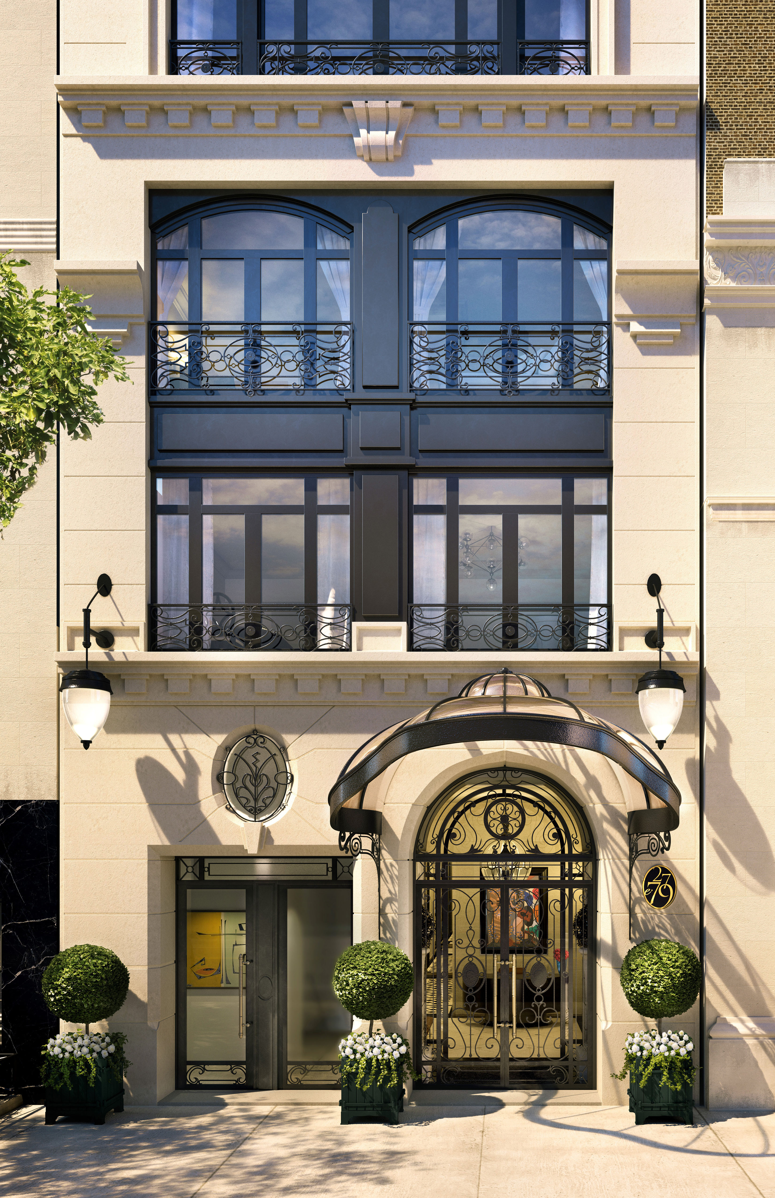 Upper East Side condo inspired by Parisian architecture launches sales from $5.25M
