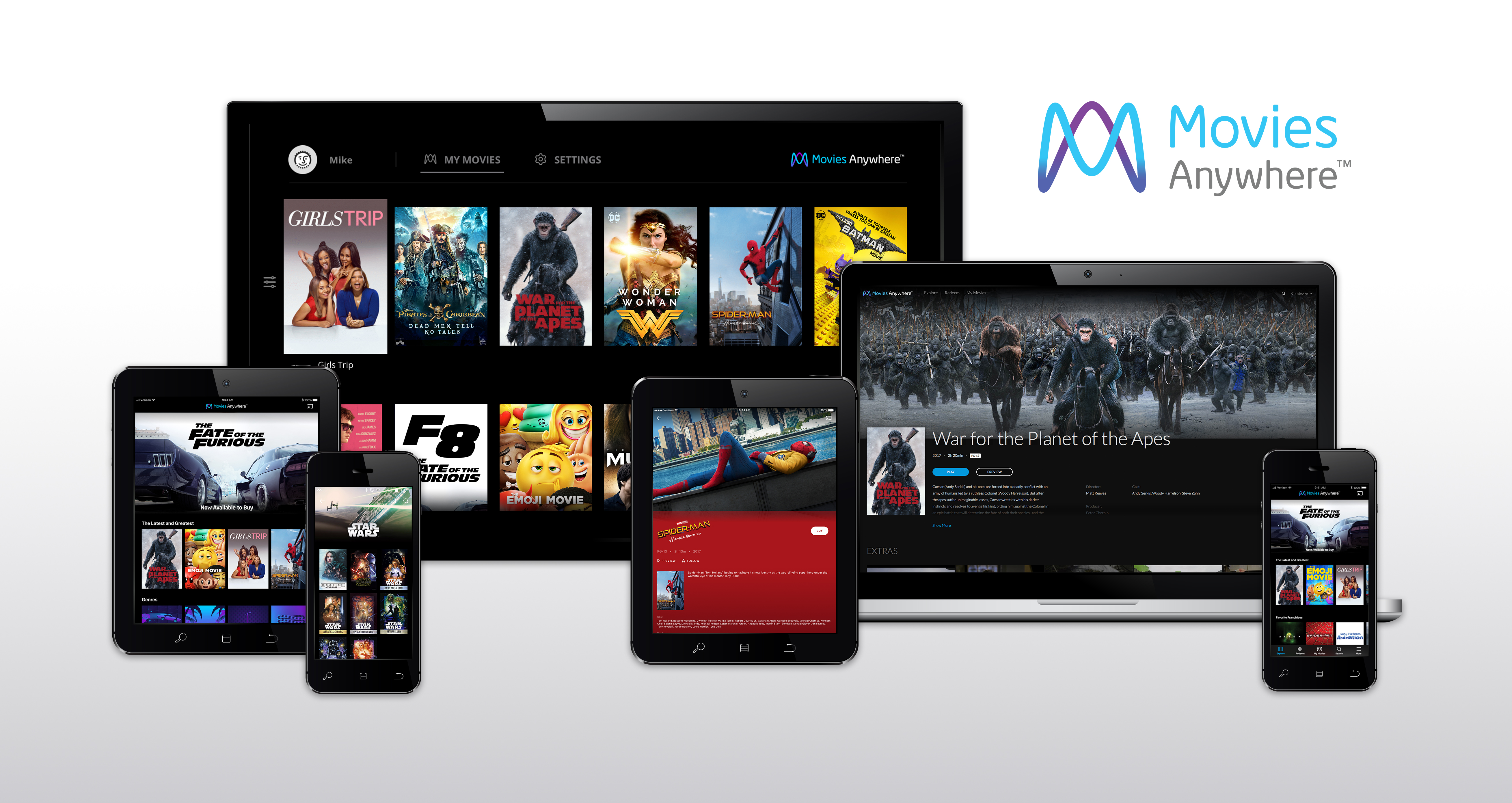 Movies Anywhere: Inside the App Bringing 5 Studios Together