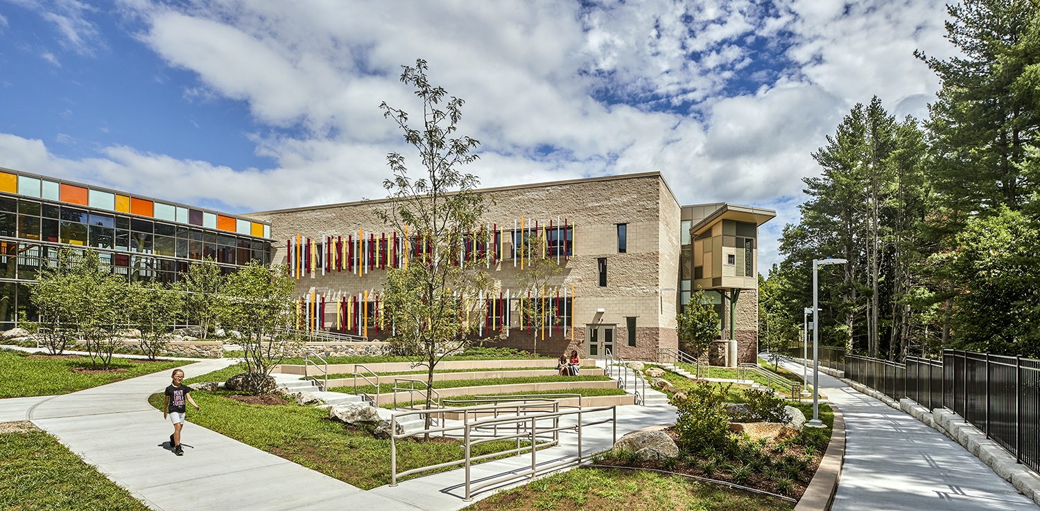 The New Sandy Hook Elementary School Robert Benson Photography Courtesy  Svigals + Partners