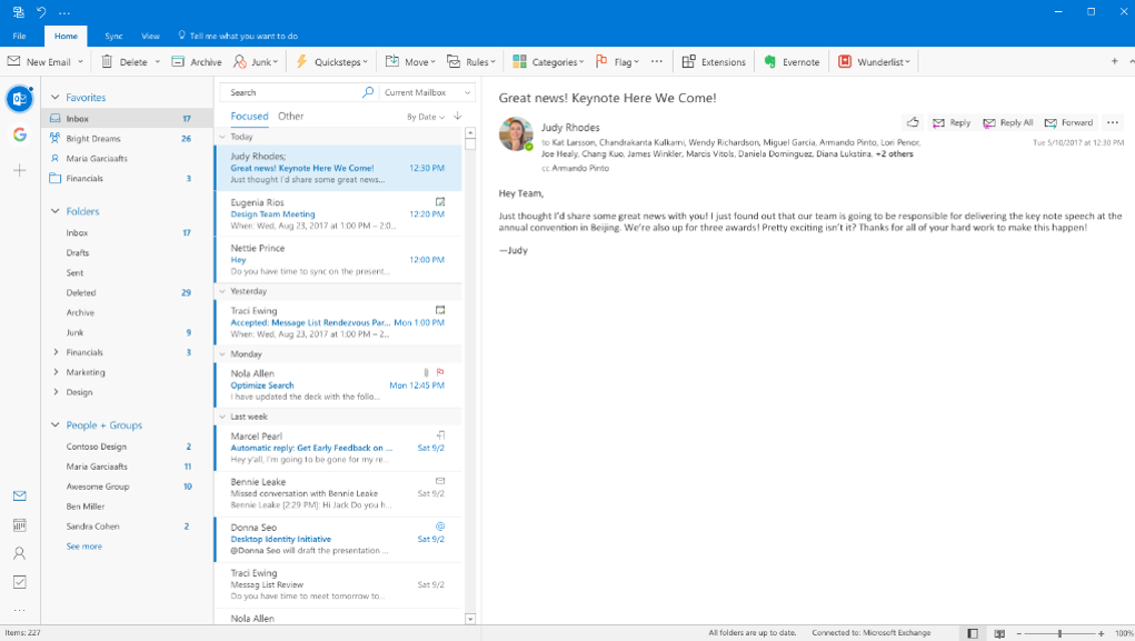 Microsoft is redesigning Outlook for Mac and Windows - The ...