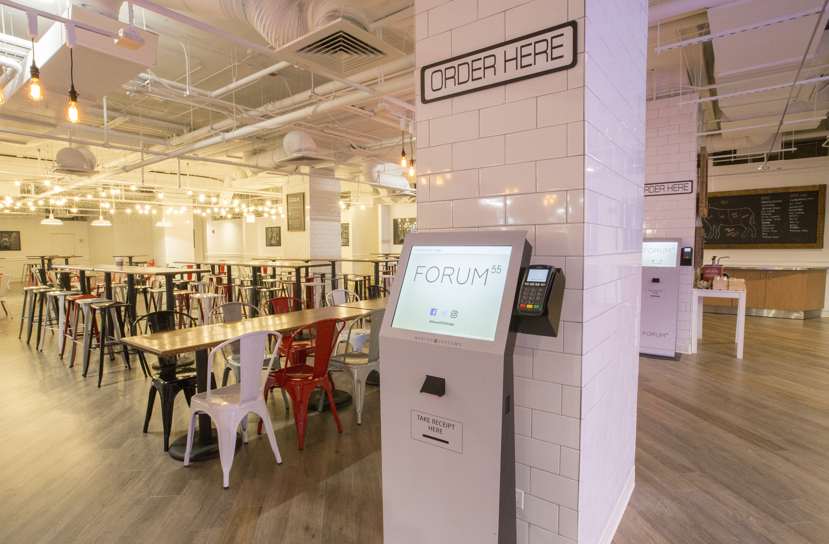 Inside Downtown Chicagos Next Modern Food Hall Now Open Eater