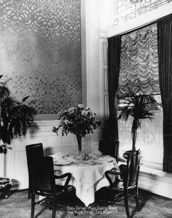 He Birch S Private Dining Room