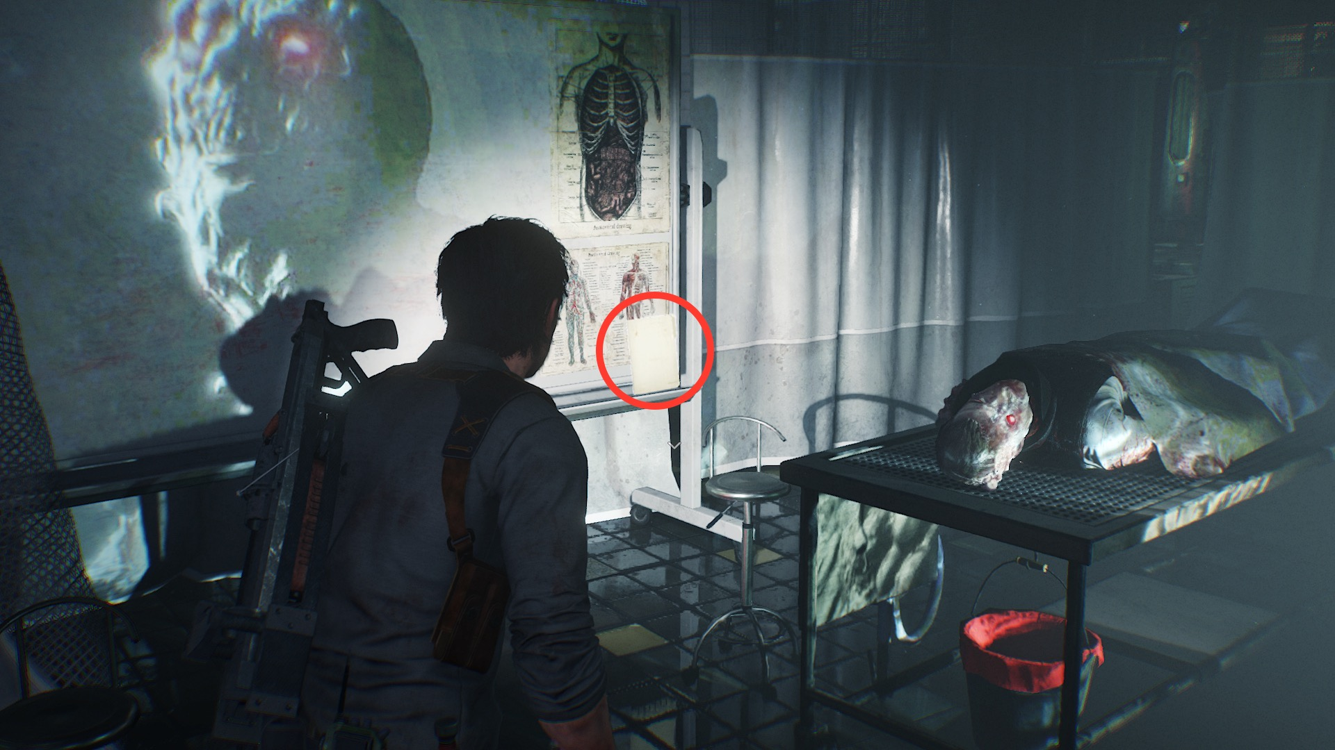 The Evil Within 2 Wallpaper 01 1920x1080: The Evil Within 2 Guide: Chapter 11 Collectibles