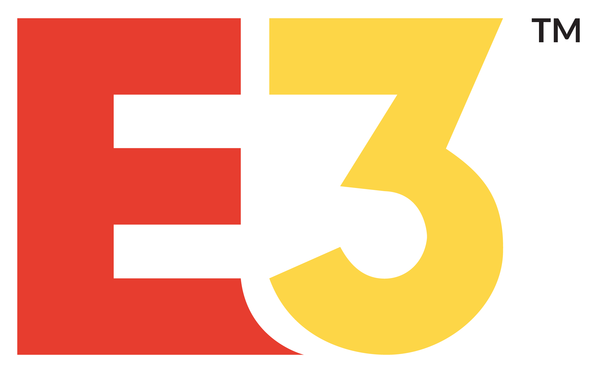 e3 finally gets a new logo polygon E3 Convention Electronic Entertainment Expo