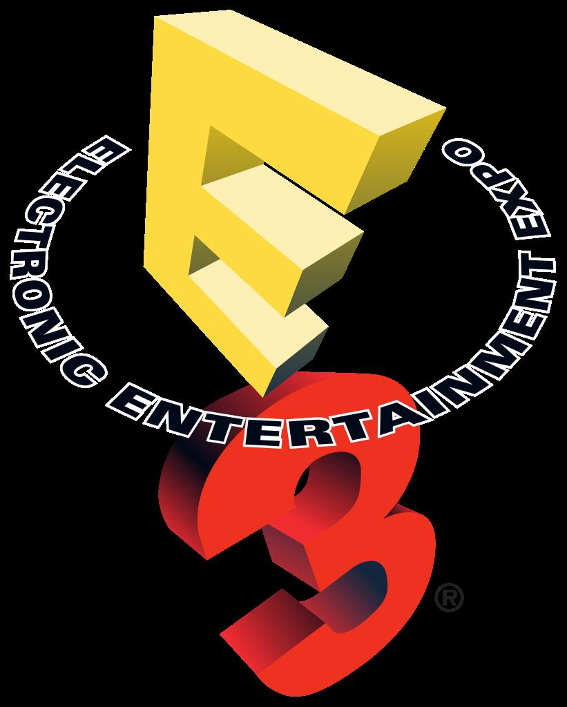 e3 finally gets a new logo polygon Expo Clip Art E3 2014 Games