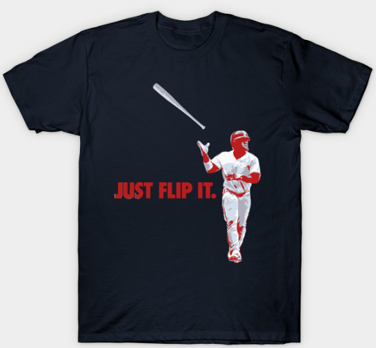 Odubel_flip_it_redesigned_t_shirt