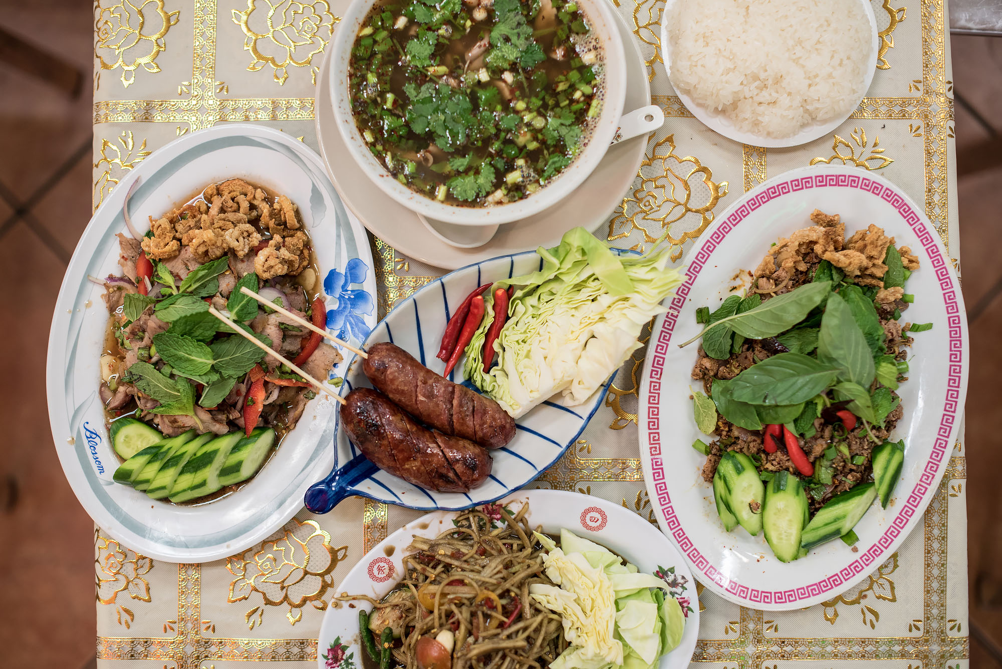 How to explore the san fernando valley s beguiling and for Amazing thai cuisine north hollywood