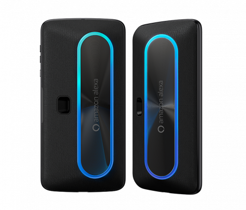 Motorola's new Moto Mod is an Alexa Speaker