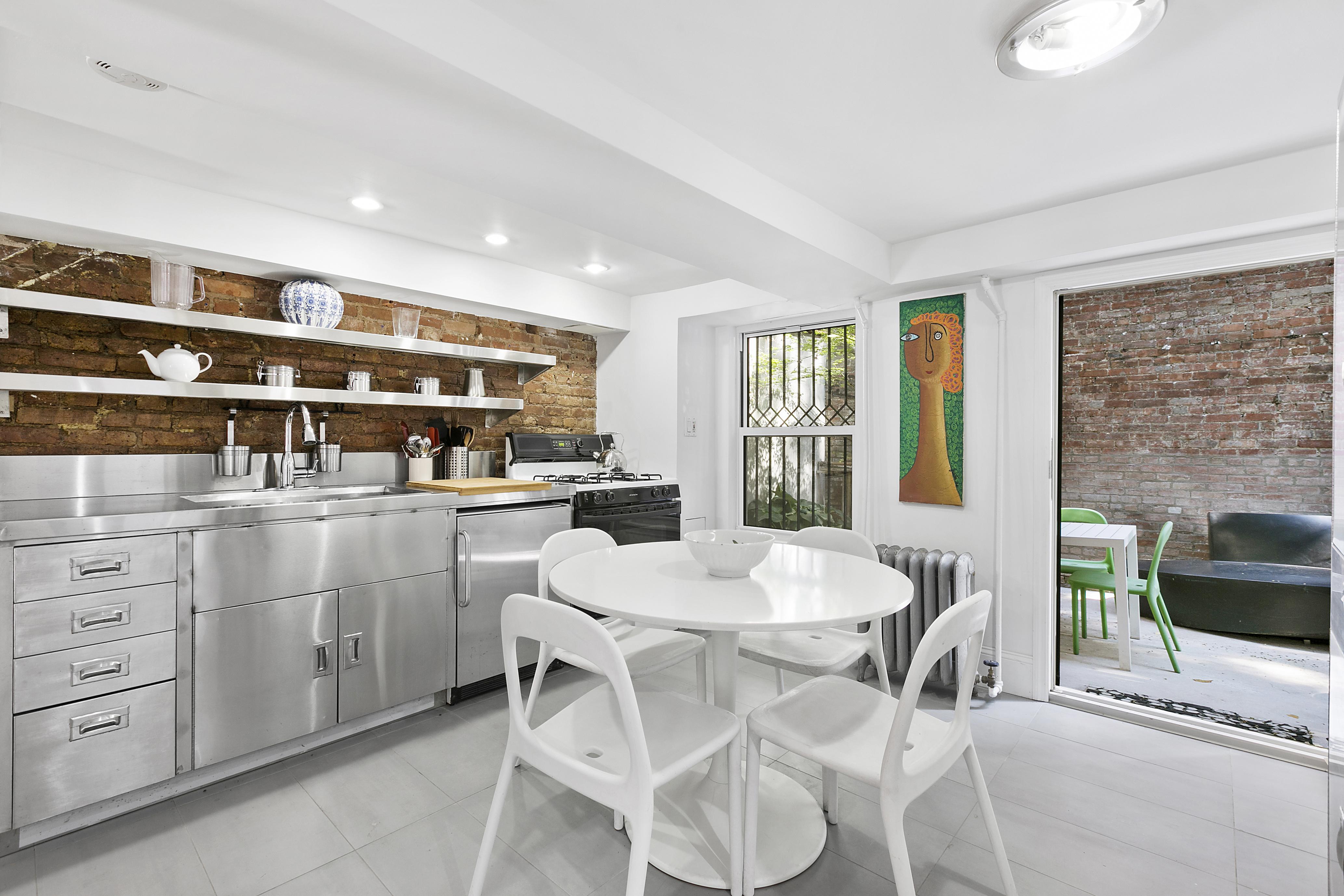 For $1.575M, a quaint townhouse on hidden Sylvan Terrace - Curbed NY