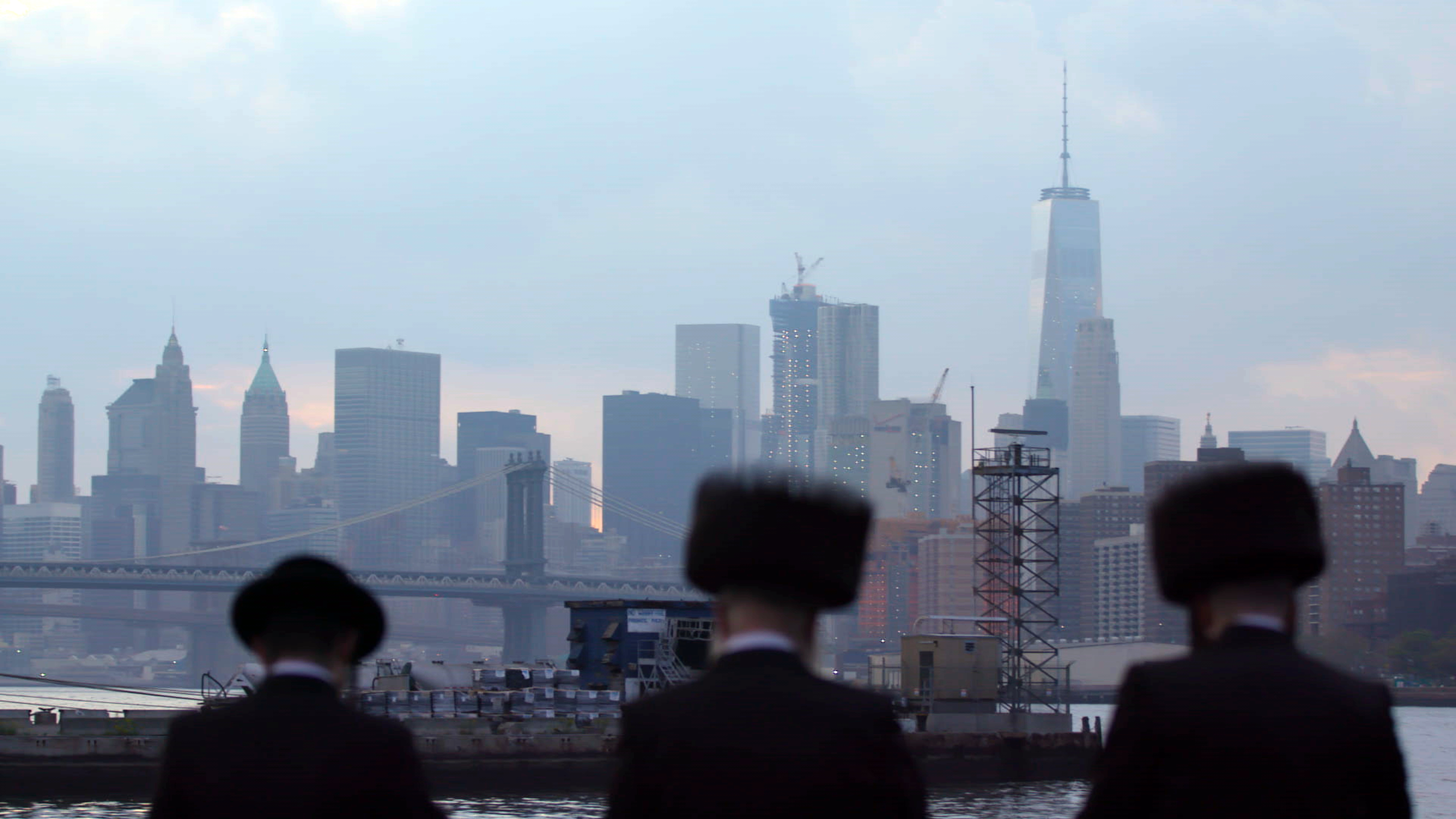 In the moving Netflix documentary One of Us, 3 ex-Hasidic Jews ...