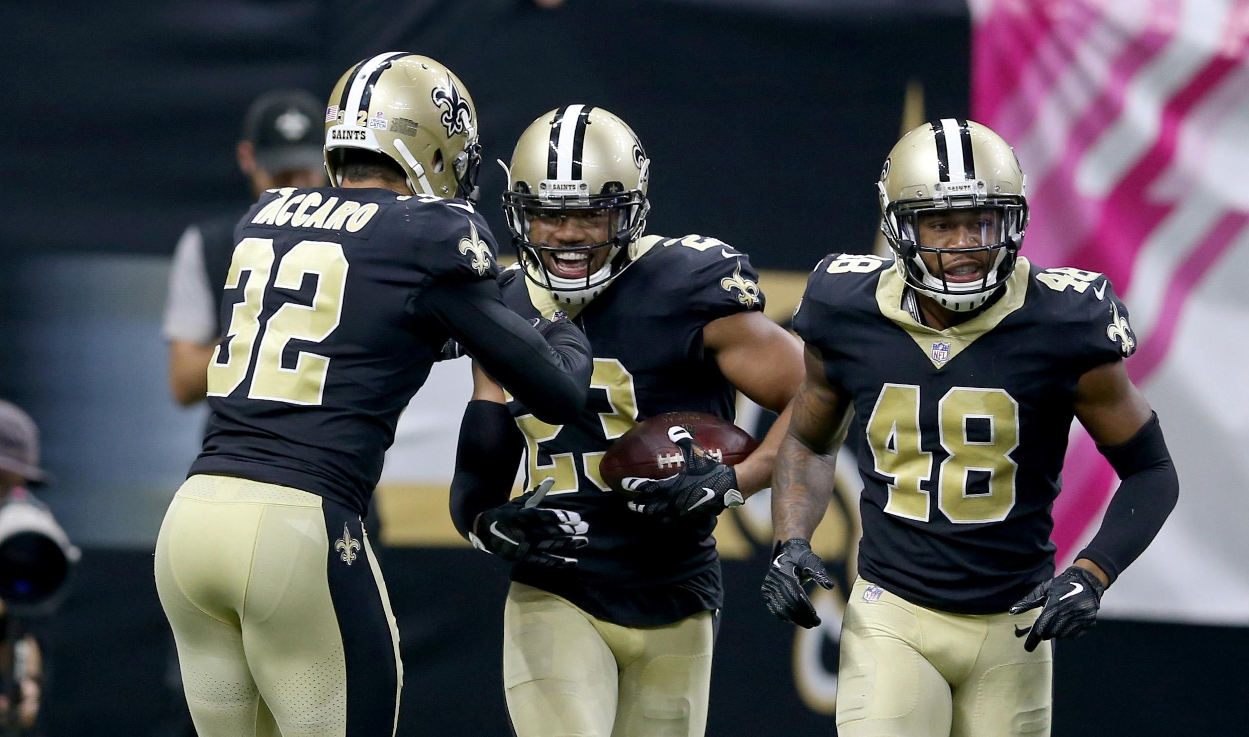 Alvin Kamara Draft Profile >> New Orleans Saints at Green Bay Packers: Bold Predictions - Canal Street Chronicles
