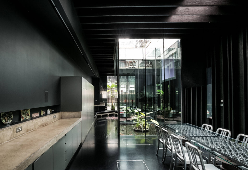 David Adjaye's Lost House is a striking jewel box